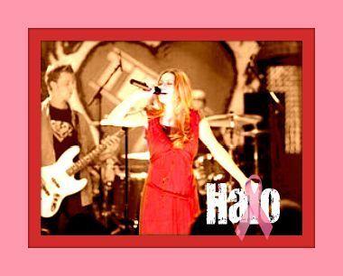 haley- halo