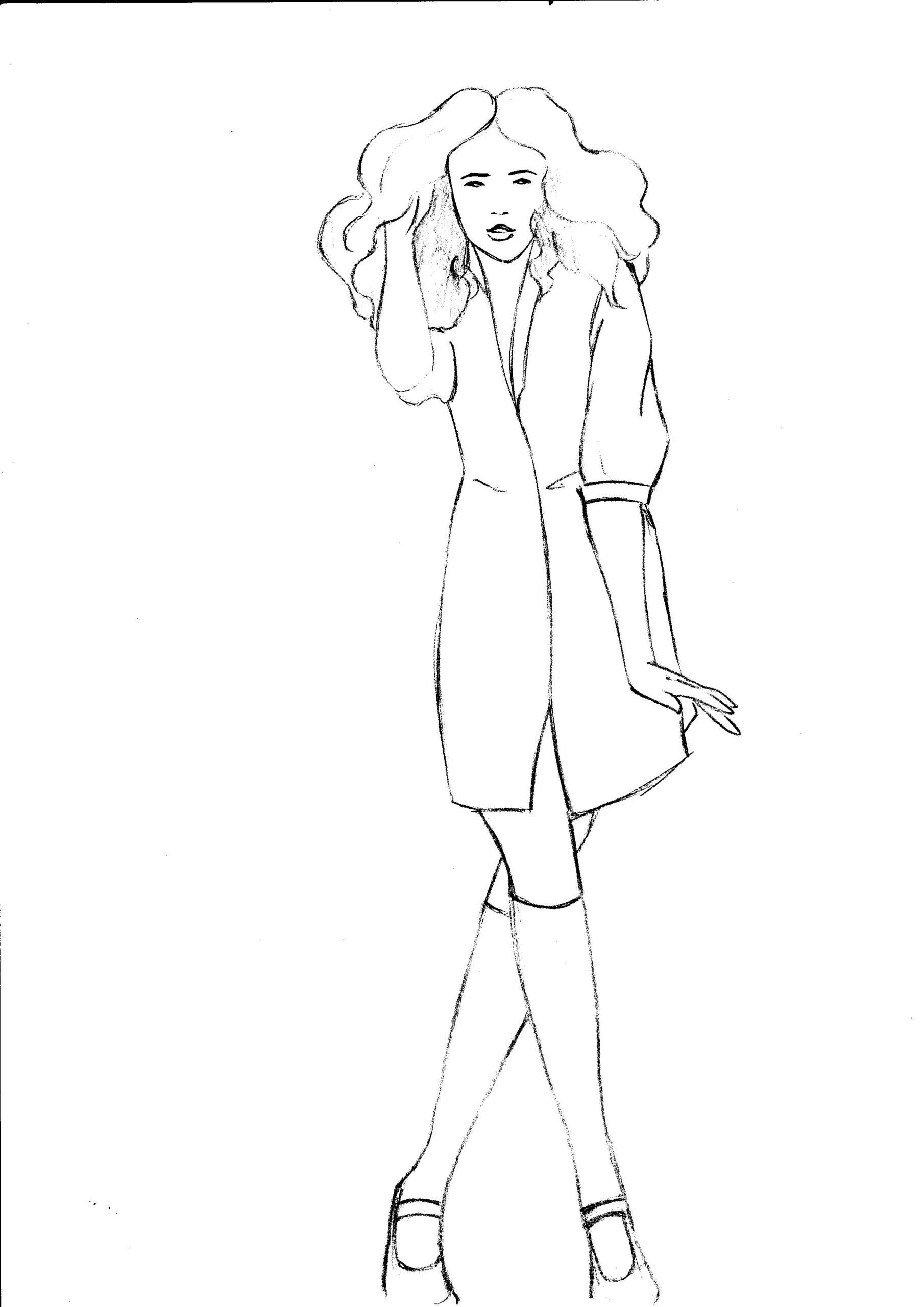 random drawings<3