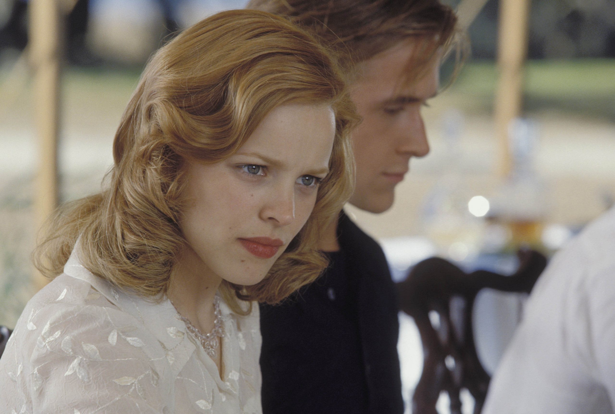 Rachel McAdams & Ryan Gosling images the notebook