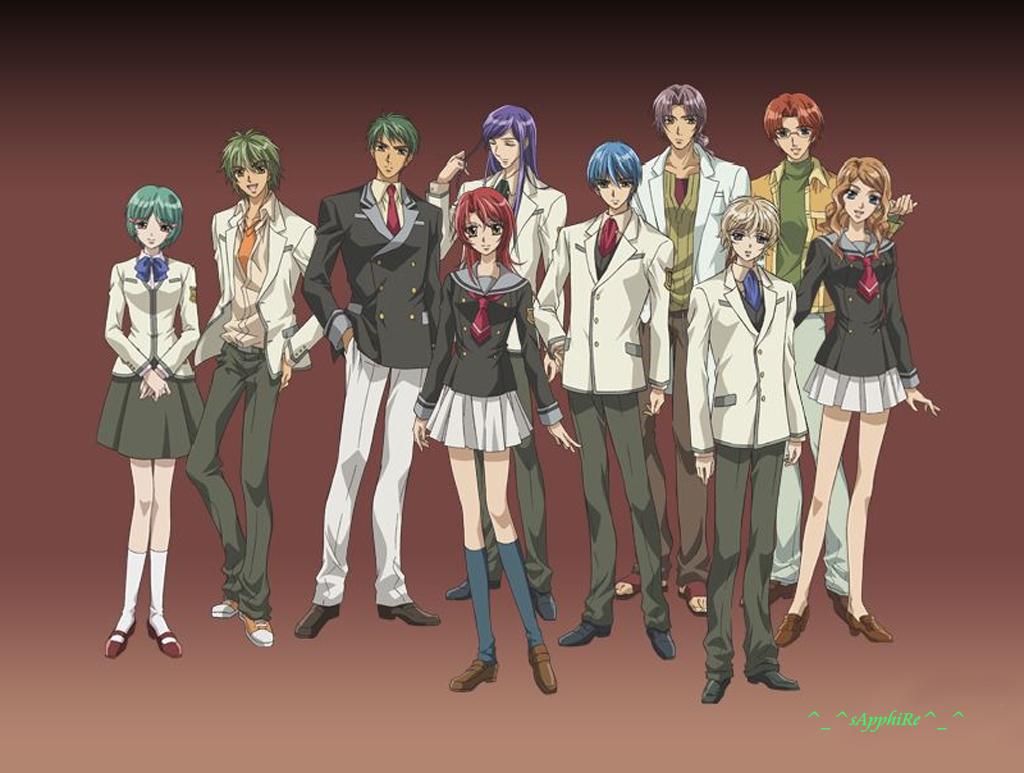 Uniformes anime -3-la-corda-doro-1593017-1024-773