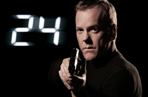 24 wallpaper called 24 - Jack Bauer