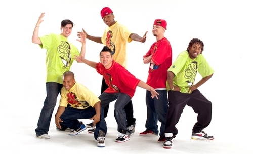America's Best Dance Crew wallpaper possibly containing a basketball player and a dribbler titled ABDC S2