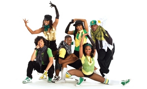 America's Best Dance Crew wallpaper entitled ABDC S2