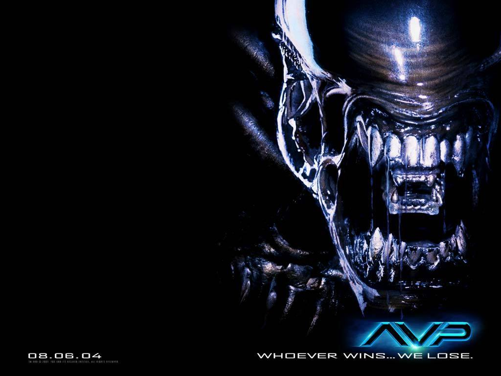AVP Wallpaper - The Alien Films 1024x768 800x600