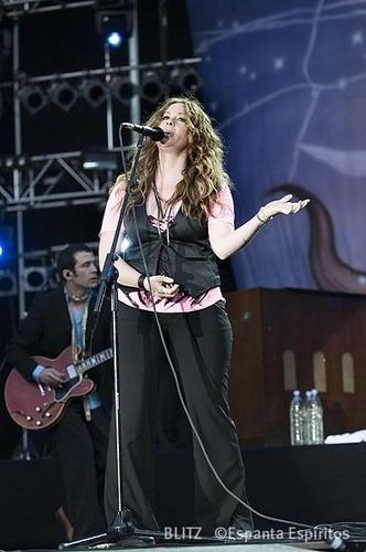 Alanis Morissette in Rock In Rio