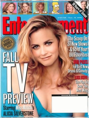 Alicia magazine scans