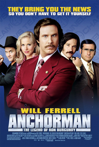 Anchorman Posters