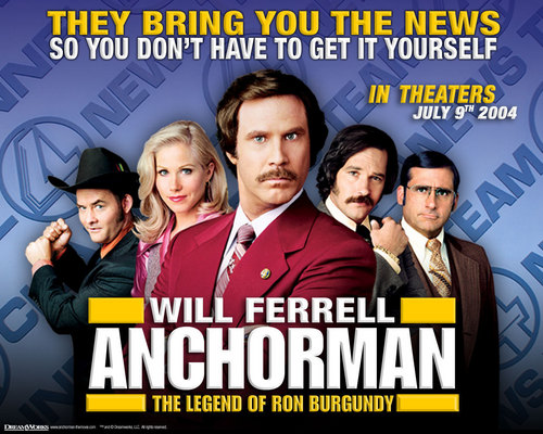 anchorman wallpaper. Anchorman Wallpapers