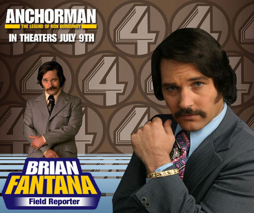 Anchorman Обои