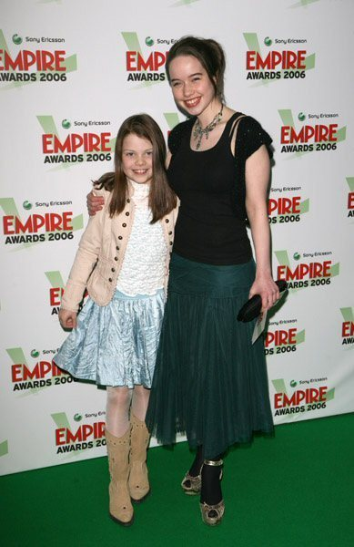 georgie henley and anna popplewell. Anna Popplewell and Georgie