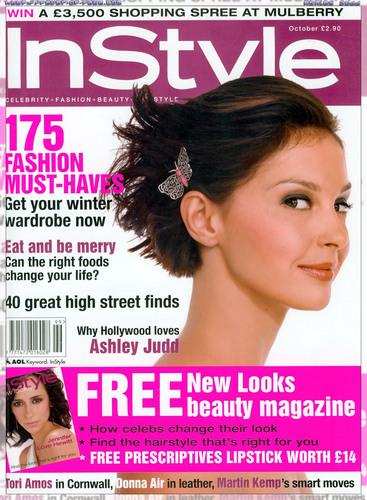Ashley magazine scans