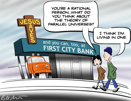 Atheist Jokes