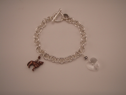 Twilight Series wallpaper called Bella's Charm Bracelet