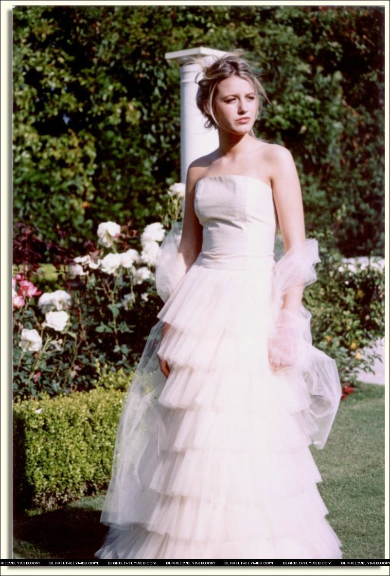 Blake Lively Wedding Dress.Blake Modeling Wedding Dresses Blake Lively Photo 1551197 Fanpop