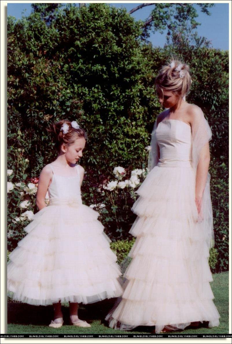 Blake Lively images Blake modeling wedding dresses HD wallpaper and ...