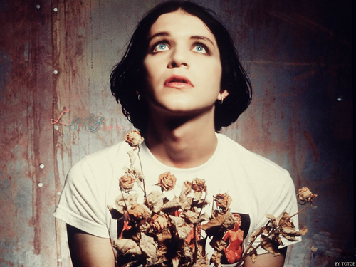 Brian Molko wallpaper containing a jersey entitled Brian