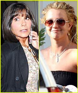 Britney and Mummy Spears
