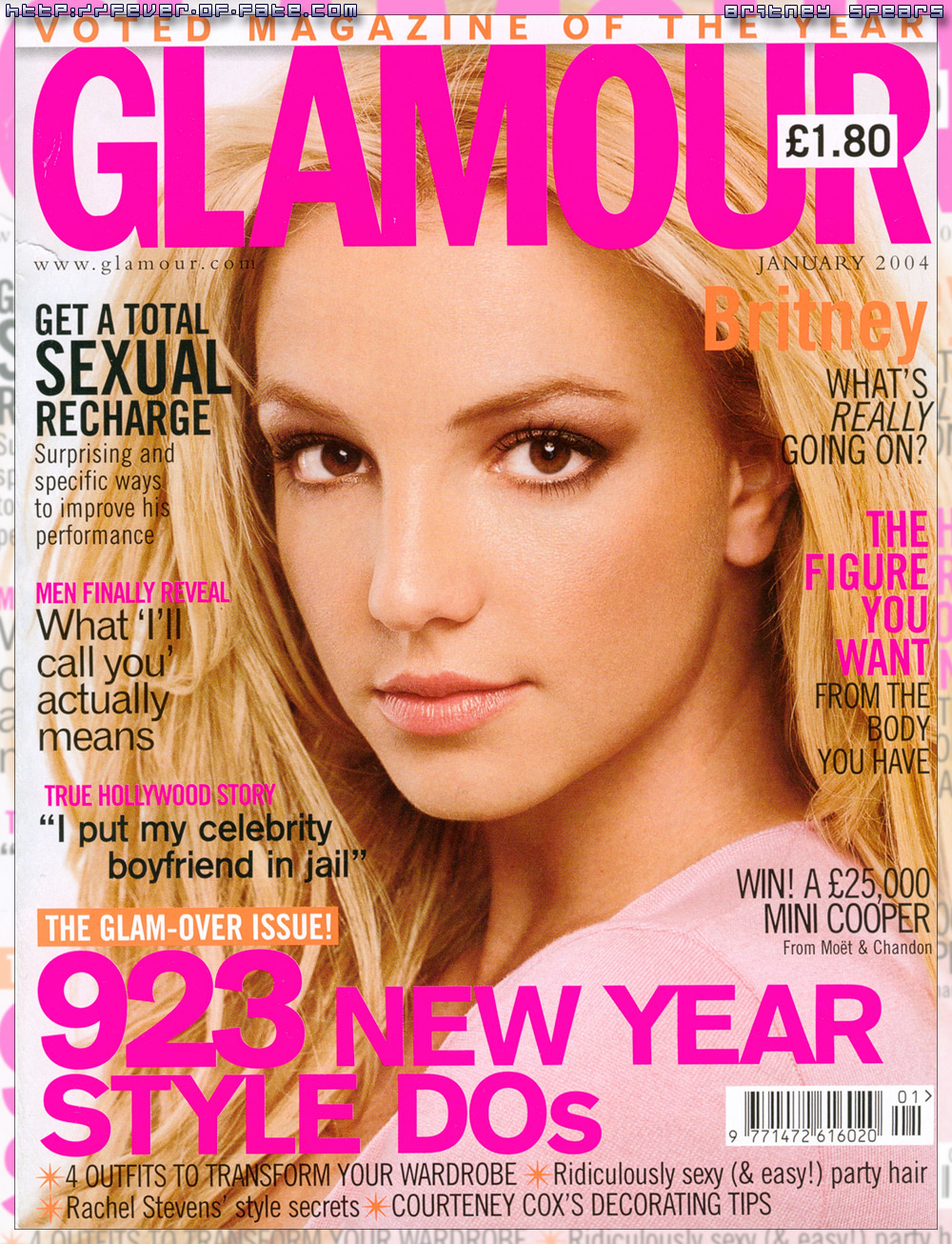 Http Www Fanpop Com Clubs Britney Spears Images 1580937 Title Britney Magazine Scans Photo