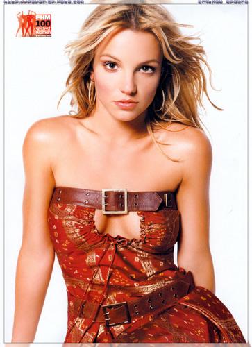 Britney magazine scans