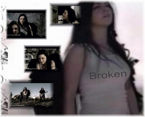 Broken Amy Lee