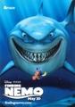 Bruce Finding Nemo Poster