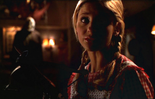 "Buffy in ""Fear Itself"""