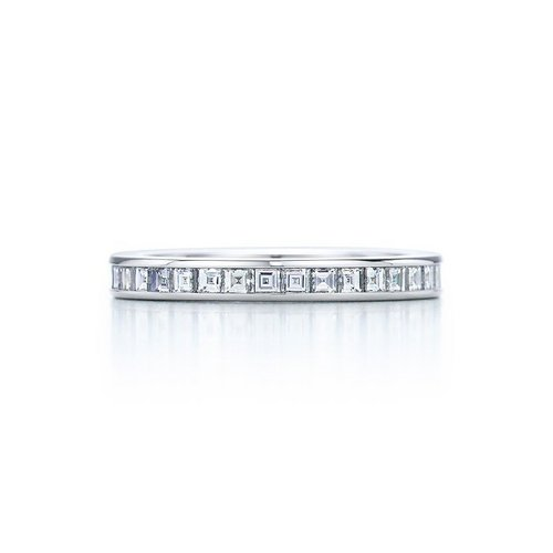 Channel-set band ring - tiffany-and-co Photo