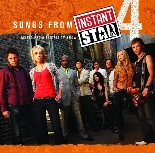 Cover of Songs from Instant étoile, star 4
