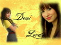Demi - camp-rock wallpaper