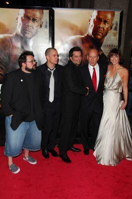 Die Hard NY Premiere