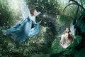 Disney Fairies - annie-leibovitz photo