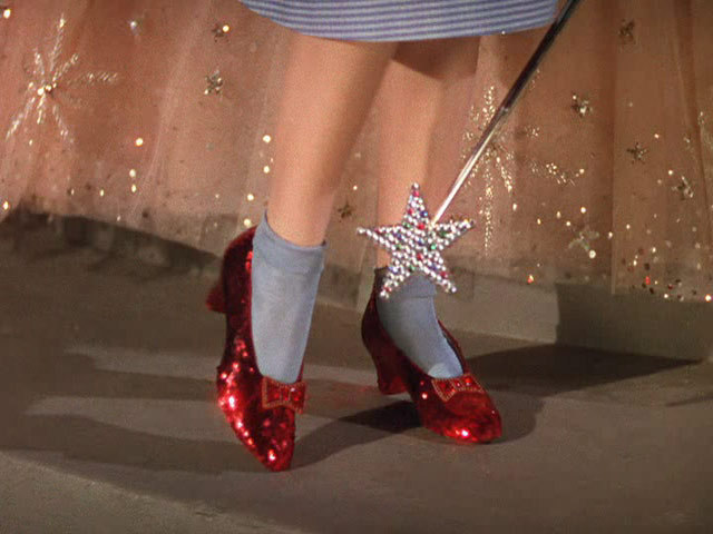 Ruby slippers - Wikipedia