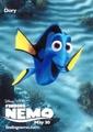 Dory Finding Nemo Poster
