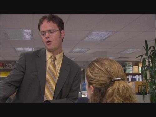 Dwight tells Pam that he is single in Diwali Deleted Scenes