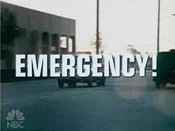 Emergency! - emergency Photo