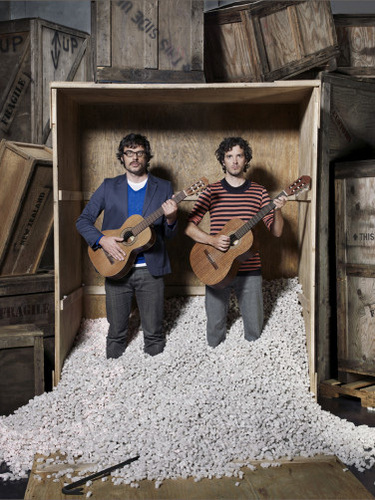 Flight of the Conchords 壁紙 entitled Flight of the Conchords