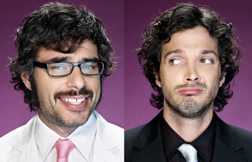 Flight of the Conchords wallpaper with a business suit called Flight of the Conchords