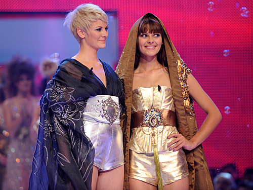 GNTM cycle 3 finale