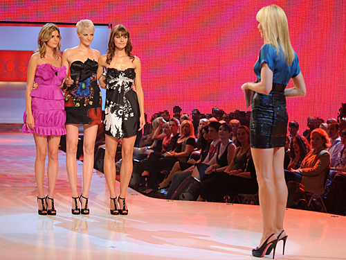 GNTM cycle 3 finale - Germany's Next Top Model 500x375