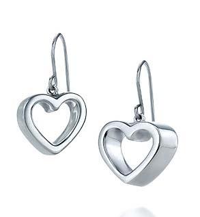 Tiffany Amp Co Images Geometric Heart Earrings Wallpaper