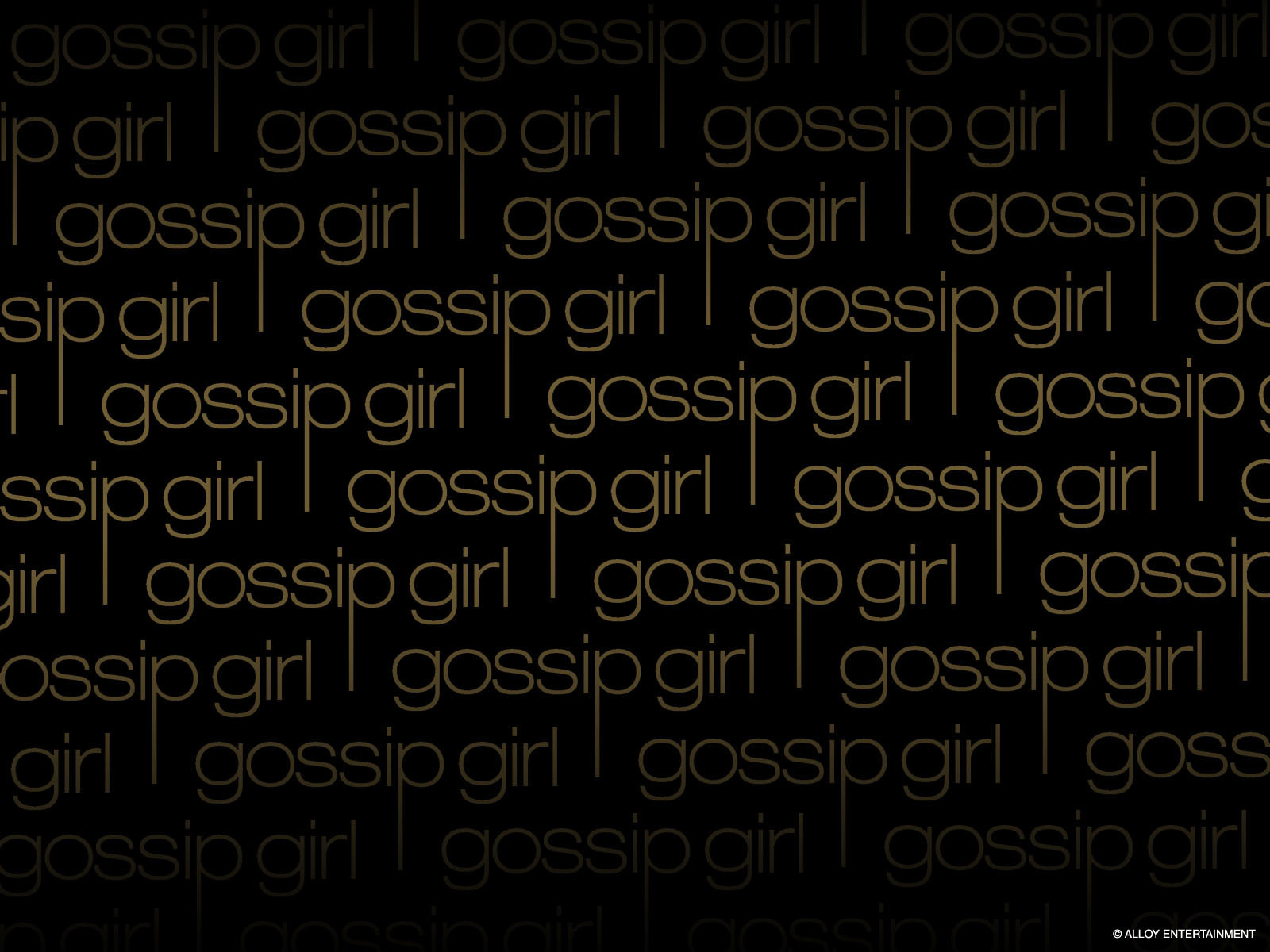 Gossip Girl Books Wallpaper