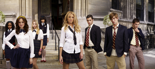 Gossip Girl Season 1 Cast Promo (Hi-Res)