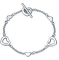 Heart Link bracelet - tiffany-and-co photo