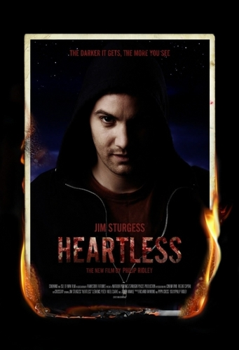 Jim Sturgess wallpaper possibly containing a candle titled Heartless Poster