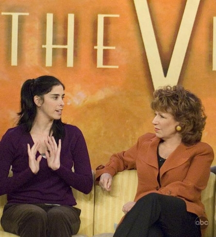 Interview time with the ladies of The View