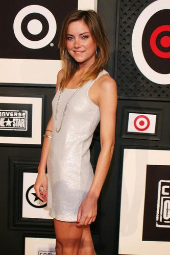 Jessica Stroup images JESSICA AT TARGET EVENT HD wallpaper ...
