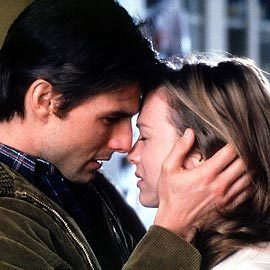 Romantic Movie Moments fond d'écran probably containing a portrait called Jerry Maguire
