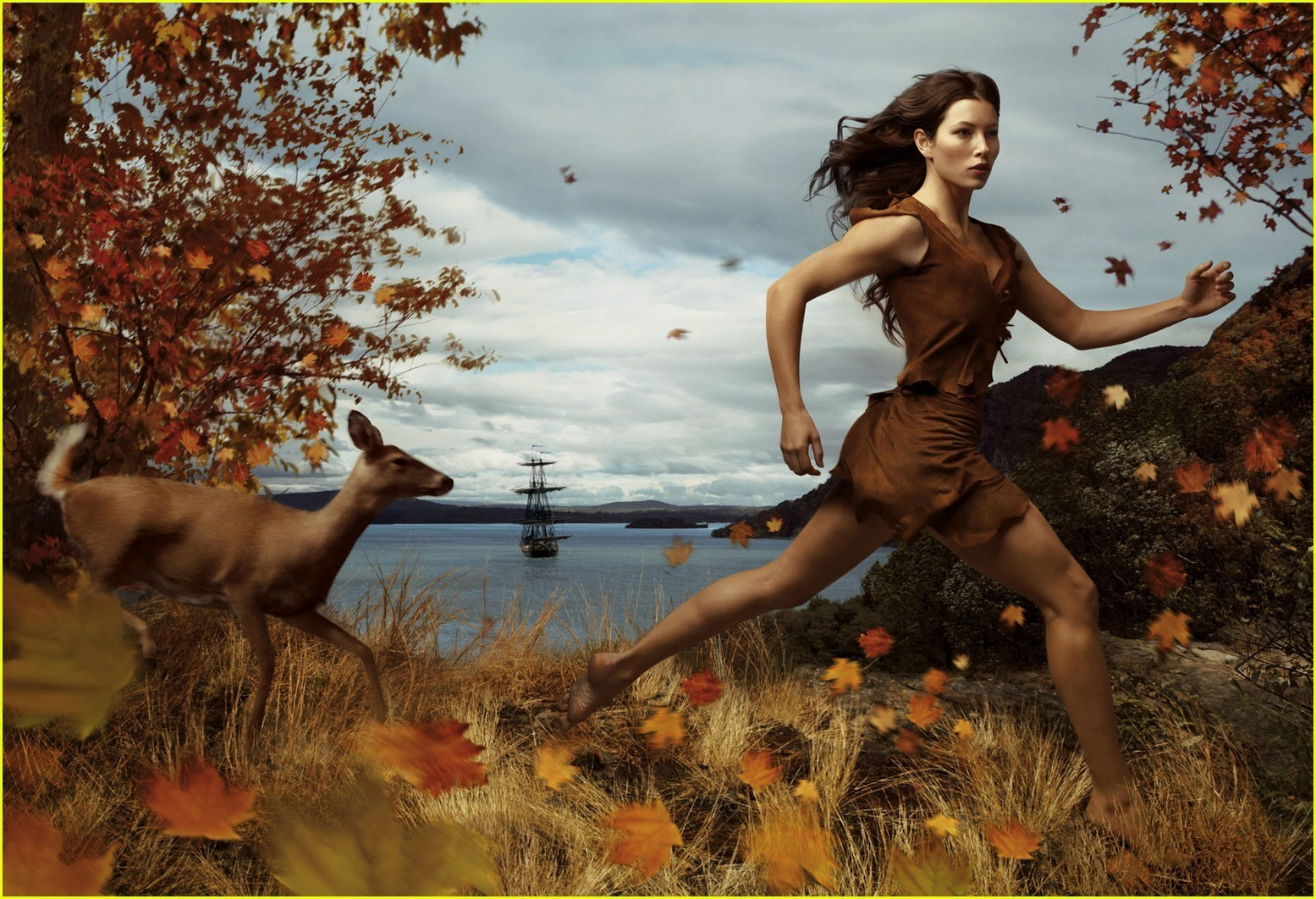 Annie Leibovitz images Pocahontas HD wallpaper and ...