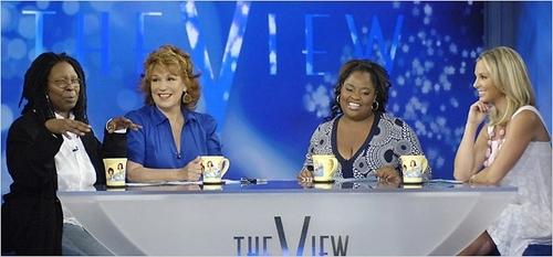 Joy Behar on The View