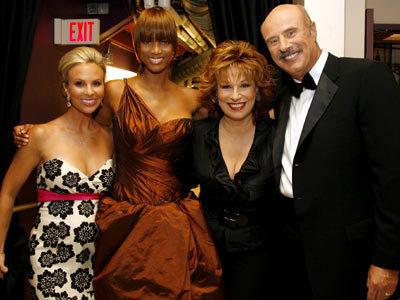 Joy, Elisabeth, and Dr. Phil